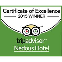 Nedous Award Tripadvisior