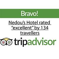 Nedous Award tripadviser