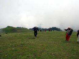 Beautiful Trekking experience at Nedous