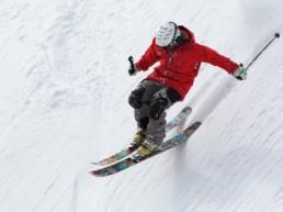 Skiing Sport Nedous