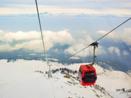 Gondola Ride in Gulmarg with Nedous