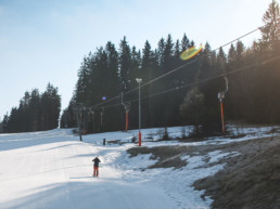 Skiing Arena Nedous